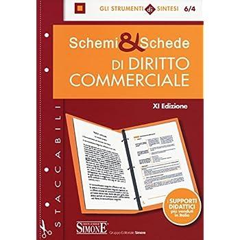 Schemi & Schede Di Diritto Commerciale