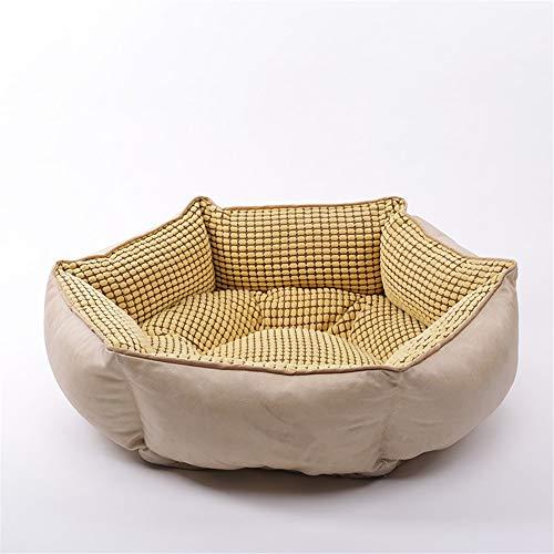 Cucha Lavable, Teddy Pet Bed, Casa De Perro, Gato, Perro De Tamaño...