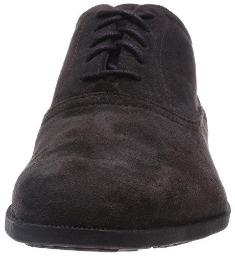 Rockport - Asd Plain Toe, Scarpe Derby Uomo Marrone (Braun (DK BITTER CHOCOLATE))