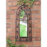 Enchanted Garden Mirror Easy To Hang