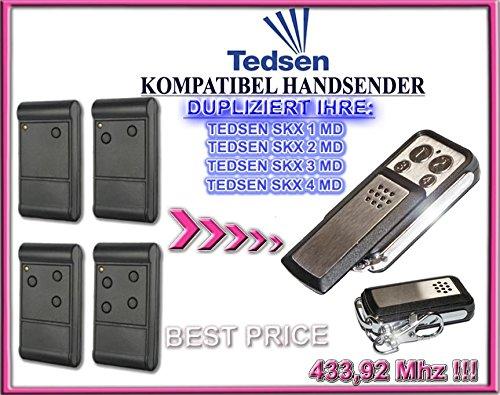 Tedsen kompatibel handsender / klone TR-191