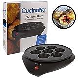Best Électriques Crêpe Makers - CucinaPro Machine à beignet Pan Ebelskiver Baker cuisinière Review