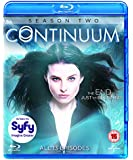 Continuum - Season 2 [Blu-ray] [2015]