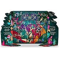 Yves Rocher Adventskalender 2021, Ein Kalender voller kleiner Überraschungen von Kosmetik, über Pflege bis hin zu Make…