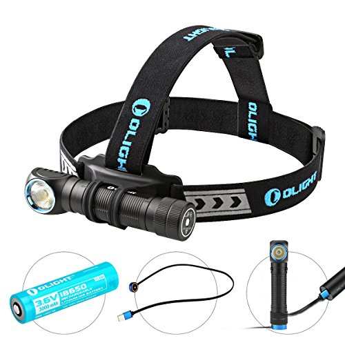 Olight H2R Nova Stirnlampe