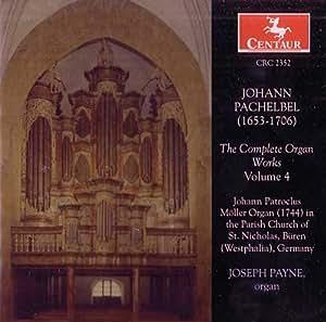 Organ Works-Vol. 4