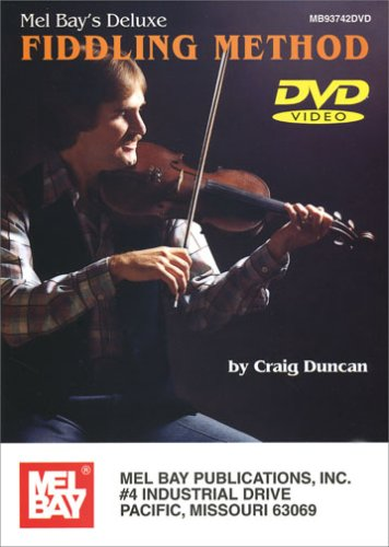 DELUXE FIDDLING METHOD REINO UNIDO DVD