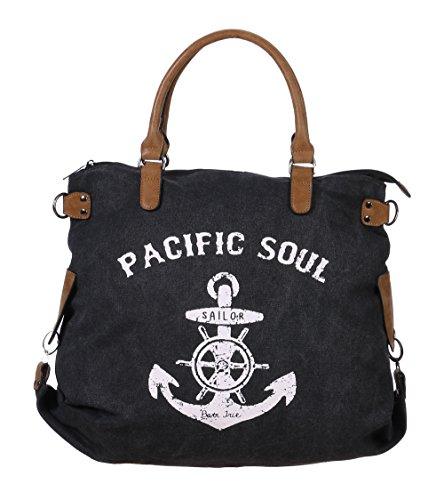 fashion-you-want-damen-handtasche-henkeltasche-pacific-soul-schwarz
