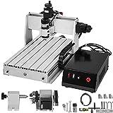 BananaB 3040 4 Axis CNC Machine Kit 300x400mm Pro Milling Machine CNC Engraving Machine 200W MACH3 CNC Router Machine USB cnc graviermaschine 4 achse