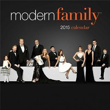Modern Family 2015 Wall Calendar