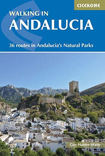 Walking in Andalucia. Cicerone. (Cicerone Walking Guide)