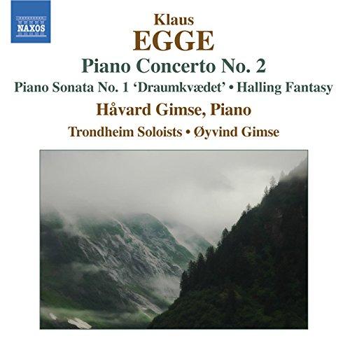 """Piano Sonata No. 1, Op. 4, """"Draumkvede"""": I. Grave - Allegro moderato"""