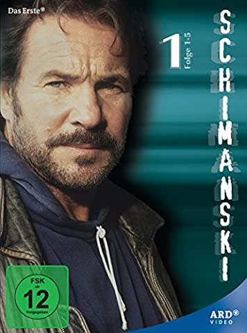 Schimanski - Edition Box 1 [3 DVDs] (Schimanski Tatort)