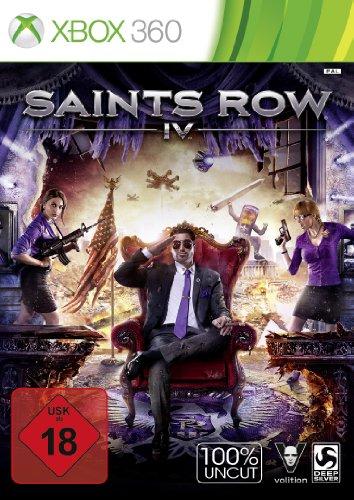 Saints Row IV - (100% uncut) - [Xbox 360] (Saints Row-spiele Für Xbox 360)