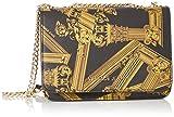 Versace Jeans Couture Bag Sac à bandoulière Femme, Noir (Nero) 7x15x20,5 centimeters (W x H x L)