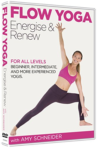 Flow Yoga: Energise & Renew with Amy Schneider
