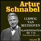 Beethoven : Piano Sonata No. 7 to 10