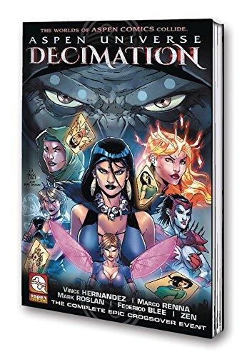 Preisvergleich Produktbild Aspen Universe: Decimation Volume 1