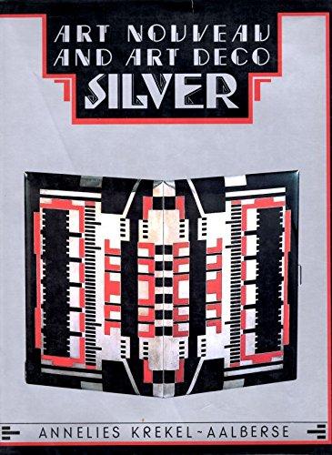 Art Nouveau and Art Deco Silver