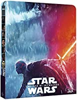 Star Wars L'Ascesa Di Skywalker 3D Steelbook (Limited Edition) (3 Blu Ray)
