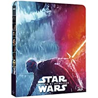 Star Wars L'Ascesa Di Skywalker 3D Steelbook