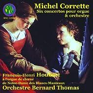 Corrette: Six concertos pour orgue et orchestre
