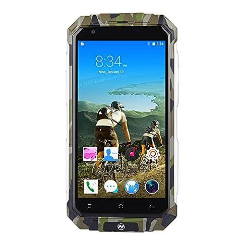 Padgene Smartphone Débloqué 3G 5