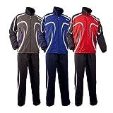 Tibhar veste de survêtement beat, options d' XS, Rouge / Noir