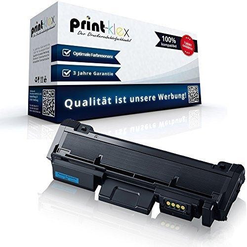 Kompatible Tonerkartusche für Samsung Xpress M2825ND Xpress M2826 Xpress M2875FD Xpress M2875FW Xpress M2875ND Xpress M2876 MLT-D116L/ELS 116L MLTD116LELS MLT D116 MLT-D116LELS MLT 116 ELS Schwarz Black