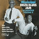 Mississippi Delta Blues Jam In Memphis