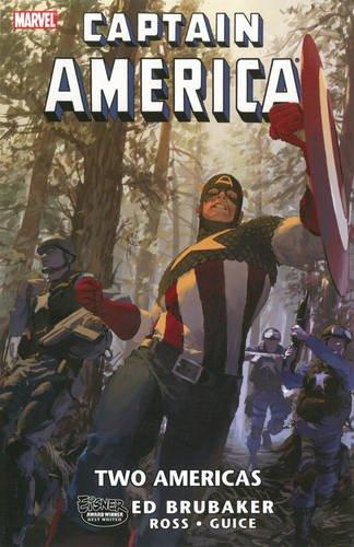 Preisvergleich Produktbild Captain America: Two Americas