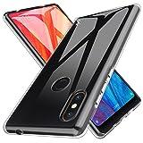 Custodia Xiaomi Mi Mix 2s, LK Case in Morbido Silicone di Gel Antigraffio in TPU Ultra [Slim Thin] Cover Protettiva - Trasparente