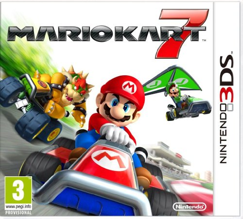 Mario Kart 7 (Nintendo 3DS)[Importación inglesa]