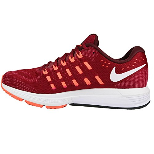 nike womens air zoom vomero 11 running trainers 818100 sneakers shoes (uk 5 us 7.5 eu 38.5, noble red white 601)