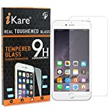 DMG iPhone 6 Plus 6s Plus Tempered Glass, iKare 2.5D 9H Tempered Screen Protector for Apple iPhone 6 Plus 6s Plus