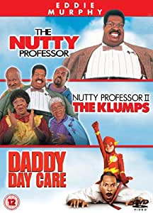 The Nutty Professor/The Nutty Professor 2/Daddy Day Care [DVD]