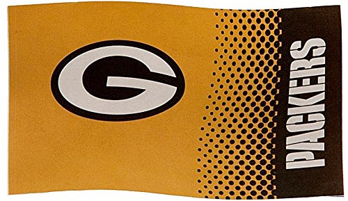 hne Flagge 90x150cm FD (Green Bay Packers Fahne)