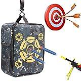 SPECOOL Nerf Target Bag Custodia per giochi tattici Nerf Gun con ganci 2PCS per Nerf N-strike Elite / Mega / Rival Series