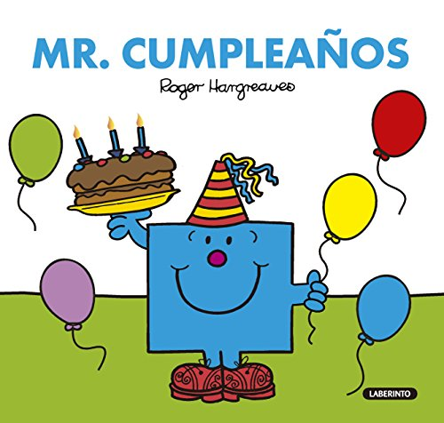 Mr. Cumpleaños (Mr. Men & Little Miss) por Roger Hagreaves