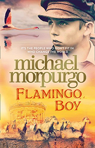 Flamingo Boy por Morpurgo Michael