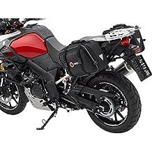 QBag 01 Alforja para moto, color negro
