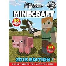 Minecraft 2017 Annual (by GamesMaster) (2017 Annuals)