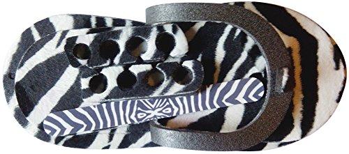 Zebra Pediküre Hausschuhe Kit - Pedi Hausschuhe