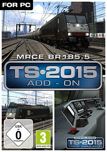 TS 2015 MRCE BR 185.5 Loco (AddOn)