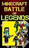 Minecraft: Battle of Legends Book 3