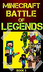 Minecraft: Battle of Legends Book 3