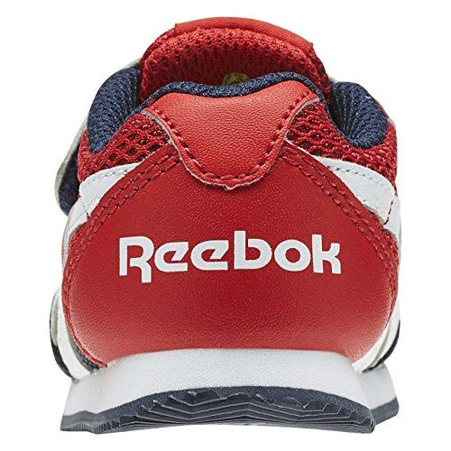 Reebok Bd4005, Scarpe da Trail Running Bambino Blu
