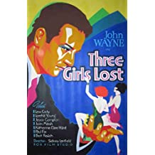 Three Girls Lost Poster (11 x 17 Inches - 28cm x 44cm) (1931) Style A