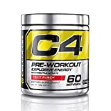 Cellucor C4 Pre Workout Explosive Energy (G4 Chrome Series) - Fruit Punch