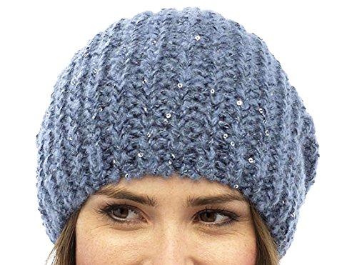 Primo Hats - Bonnet - Femme Bleu